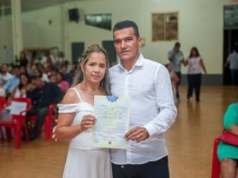 Casamento Comunitário em Chapadão do Céu - GALERIA III