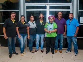 Rotarianos se reúne com Vereadores