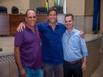 Reunião com Produtores Rurais e Autoridades - Ponte Rio Corrente