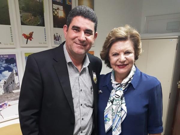 Presidente Paulinho da Mec Céu consegue verba de 600 mil reais para área de saúde