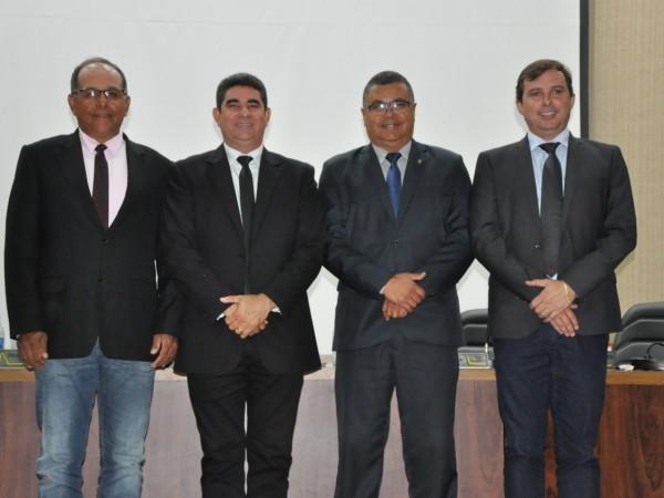Presidente Paulinho da Mec Céu é reeleito para 2019