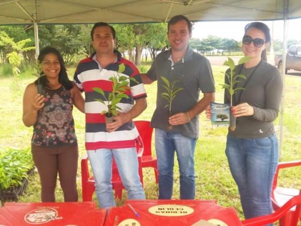 Vereador Marquinhos Navarini sugere implantação de um novo cordão verde em Chapadão do Céu