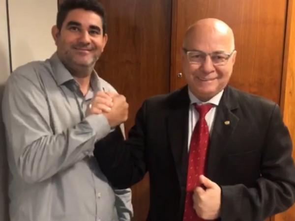 Presidente Paulinho da Mec Céu solicita investimentos na Educação Infantil