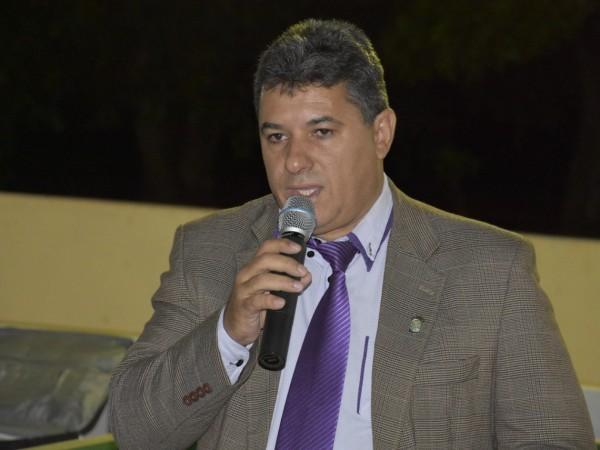 Vereador Sérgio Barbosa solicita UBS para Assentamento Pratinha