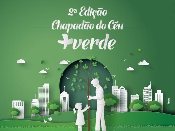 Chapadão do Céu + Verde – 2º Edição