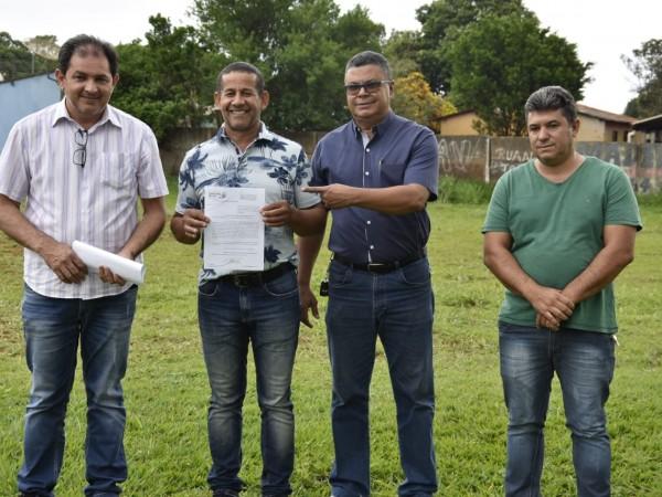 Vereadores aprovam doação de terreno para ACICC