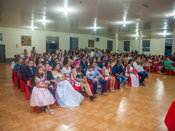 Casamento Comunitário em Chapadão do Céu