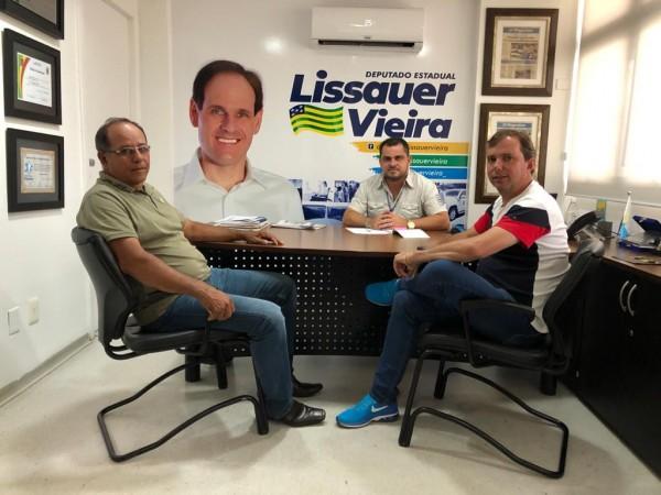 Vereadores cumprem agenda em Goiânia