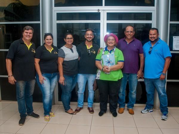 Rotary Clube visita o Poder Legislativo