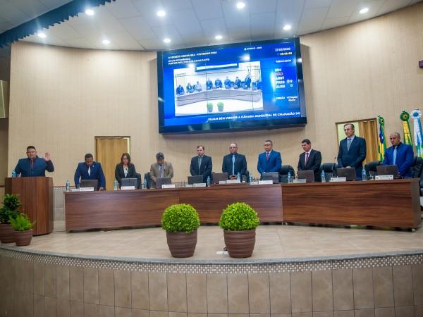 Culto Ecumênico marca início dos trabalhos Legislativos em 2020
