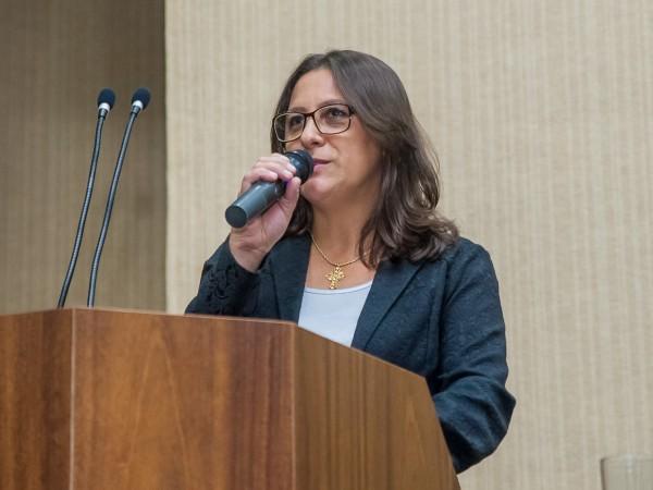 Vereadora Cleide Brasil elogia Projeto – A Voz do Cidadão.