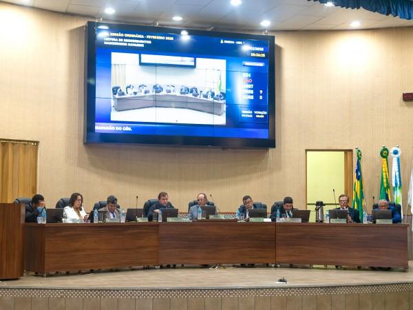 Câmara Municipal repassa 150 mil para combate ao Coronavírus