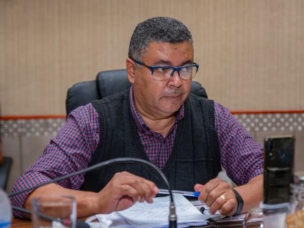 Vereador Luiz Alberto pede união no combate ao COVID-19