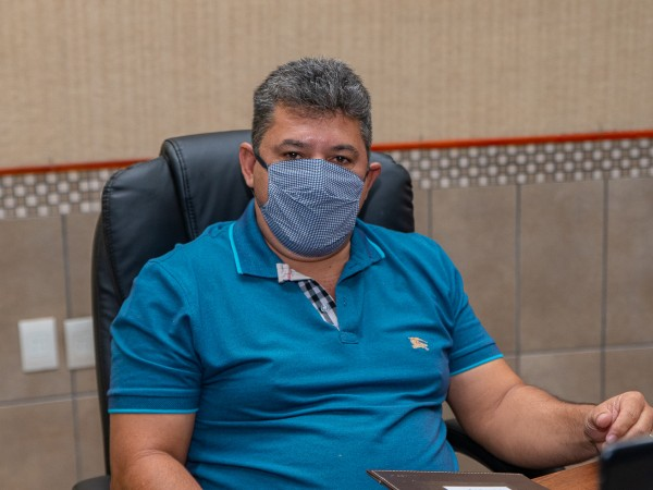 Vereador Sérgio Barbosa faz apelo por isolamento social no combate ao COVID-1