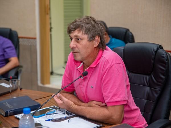 Vereador Mauri pede participação dos pais na educação virtual durante a pandemia