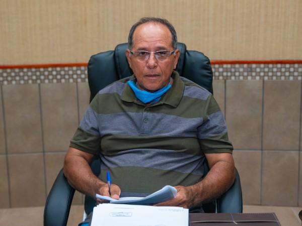 Vereadores solicitam recursos para o combate a COVID-19, ao Senador Luiz Carlos do Carmo.