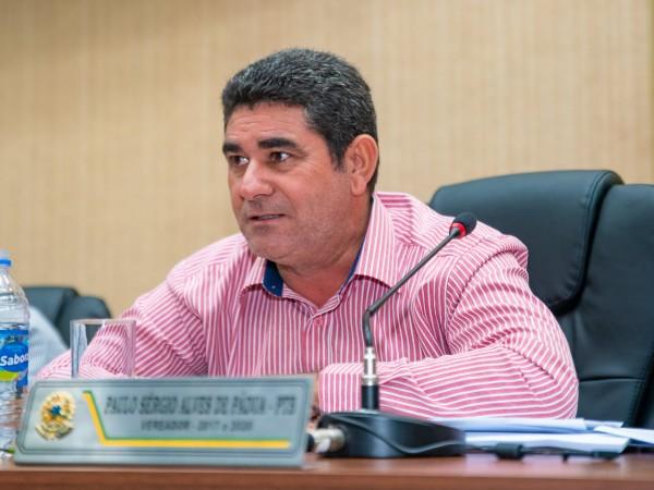 Vereador Paulinho da Mec Céu fala sobre Outubro Rosa