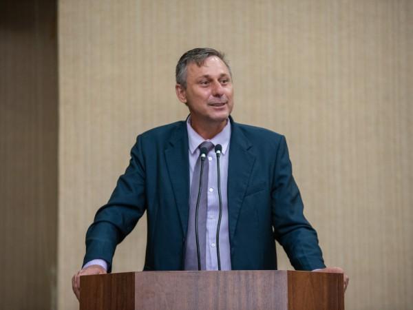 Vereador Mauri Wierrbicki fala sobre renovação do Poder Legislativo