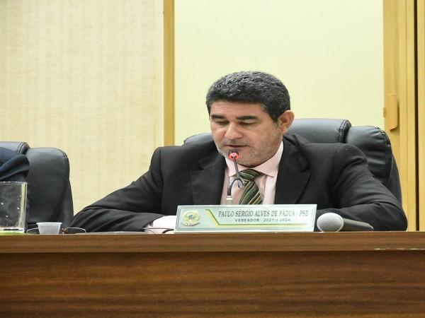 Legislativo Municipal realiza primeira sessão ordinária da gestão 2021-2024